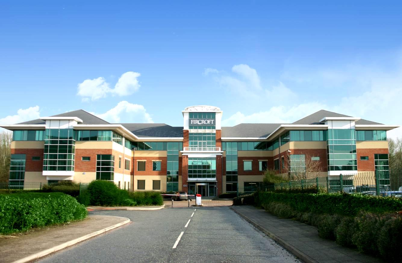 Fircroft New Office in Warrington